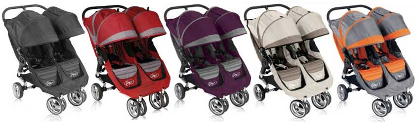Baby Jogger City Mini Double Stroller Attachments and Accessories