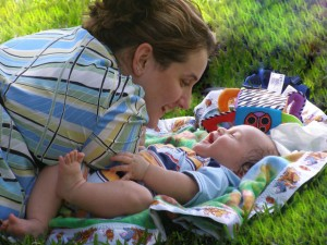 My Favourite Things about Motherhood